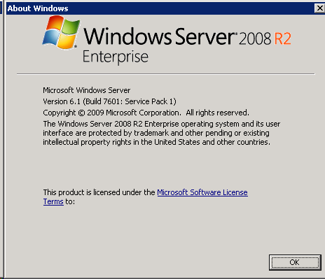 Service Pack 1 for Windows 2008 R2 Now Available for
