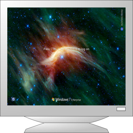 Login Background for Windows 7