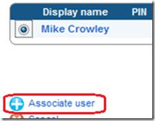 BAS Associate user