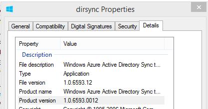 DirSync 1.0.6593.0012